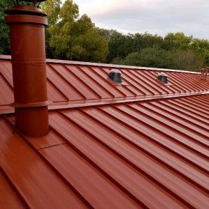 Comment garder un toit en bon état pour éviter les pertes de chaleur?